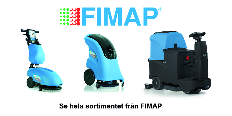 Städmaskiner FIMAP